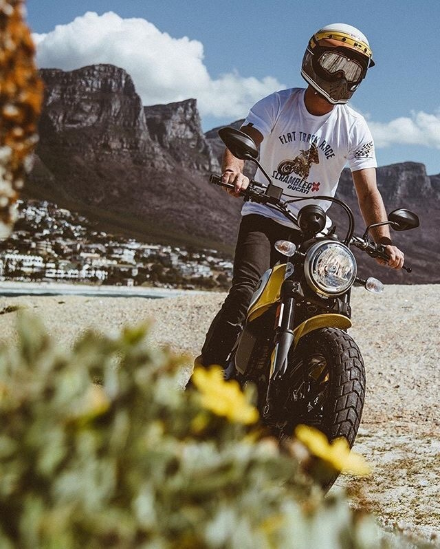 #South Africa#ducati#scrambler#caferacer #cafe racer life  #cafe racer love #cafe racer#moto#moto life#moto love#moto blog#moto adventure#lifestyle#lifestyle blog#photography#menswear#menstyle#mens fashion#adventure blog#wanderlust