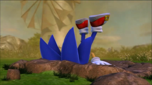 Sonic Unleashed The Hedgehog Tumblr