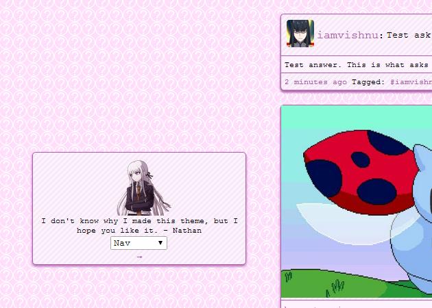 Kawaii Pixel Theme | Tumblr