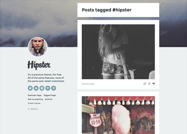 hipster tumblr