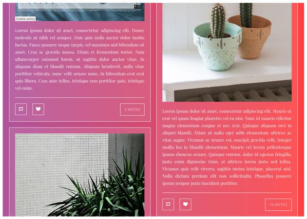 Pastel Theme | Tumblr