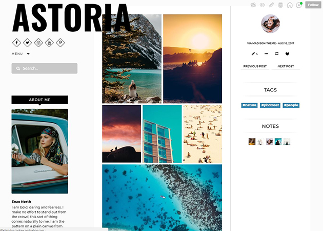 Astoria | Tumblr