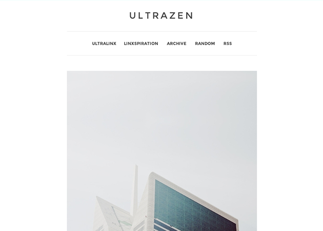 Ultrazen Tumblr