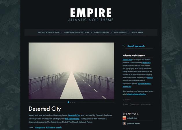 Atlantic Noir | Tumblr
