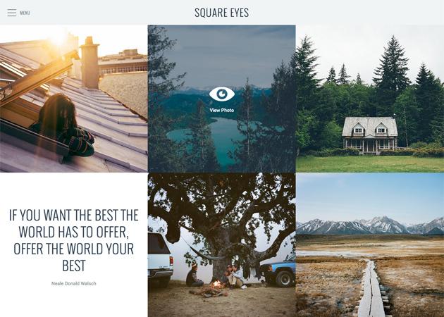 Square Eyes Tumblr