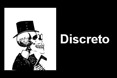 Discreto Theme