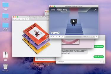 macOS Sierra Theme