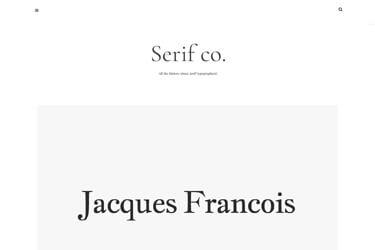 Serif Co.