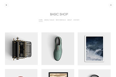 Basic Shop