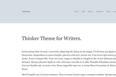 simple tumblr themes