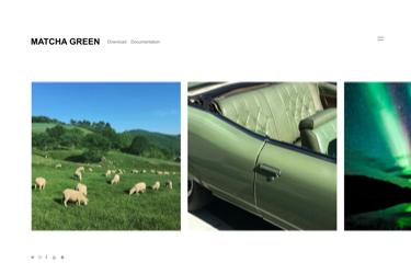 Matcha Green