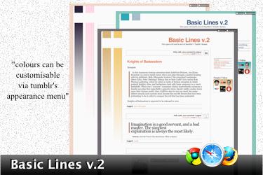 Basic Lines v.2