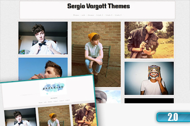 2.0 Theme by Sergio Vargott