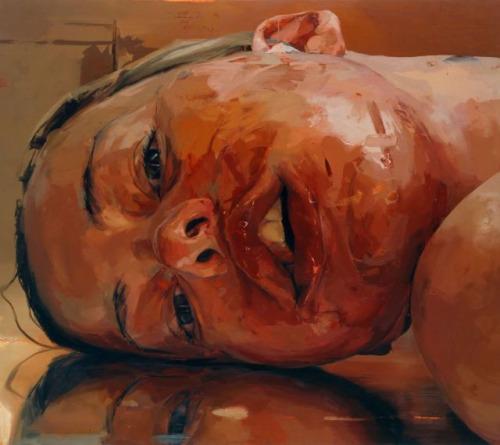 contemporary-art-blog:Jenny Saville