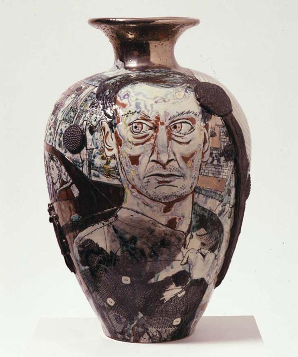 Grayson Perry Oiks Tarts Weirdos And Ceramics Now