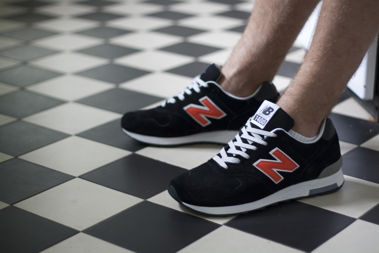 new product 64f3e 07373 NEW BALANCE UNLIMITED — M1400. One of the several solid ...