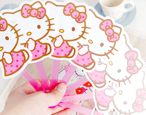 hello kitty kitty white kawaii sanrio pink