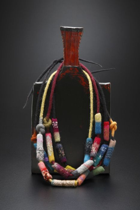 Jorie Johnson Contemporary Textile works - Joi Rae