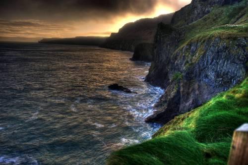 Ballintoy County Antrim Northern Ireland sea ocean nature ireland