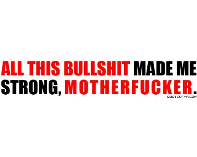bullshit quotes | Tumblr