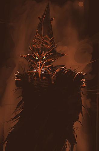 Torquemeda nemesis the warlock 2000 ad comics evil sci-fi