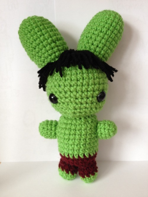 amigurumi – Geek Crafts | 667x500