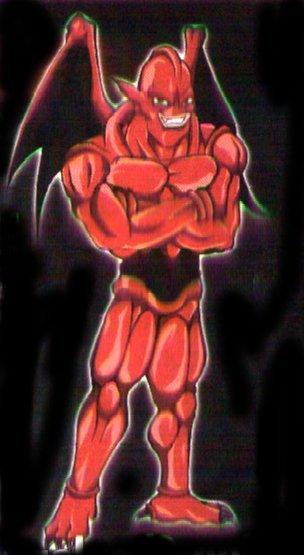 Dbz Dragon Ball Z Andando Por Uma Cidade Abandonada Goku E Pan