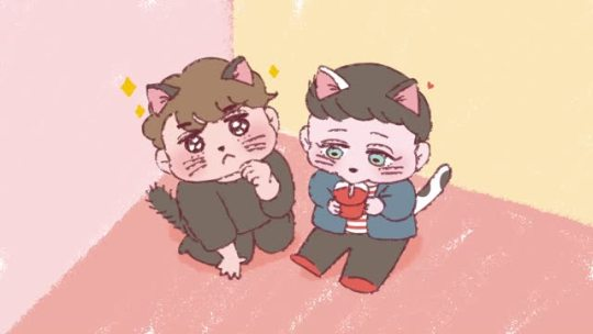 PINOF Animate 2😻 〜MIYA's parts〜  また参加させていただくことができて嬉しかったです✨  Thank you for letting me join! ...
